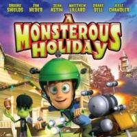 A MONSTEROUS HOLIDAY Coming to VOD & DVD Today