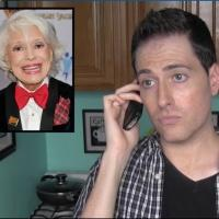 BWW TV Exclusive: CHEWING THE SCENERY- Randy Talks THE LAST FIVE YEARS, Idina Menzel & More with Carol Channing!