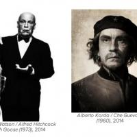 Photographer Sandro Miller Presents MALKOVICH, MALKOVICH, MALKOVICH Exhibit at the Catherine Edelman Gallery, 11/7
