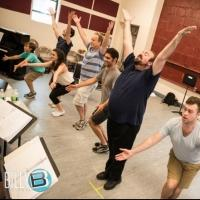 Photo Flash: In Rehearsal with NYMF's WIKIMUSICAL, Opening Next Week