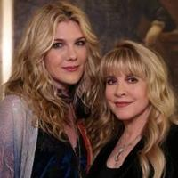 Lily Rabe & Stevie Nicks Pose Onset of AMERICAN HORROR STORY: COVEN