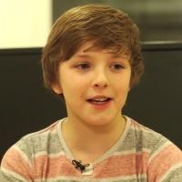 STAGE TUBE: Meet 10-Year-Old Thomas Hazelby, UK's Newest 'Billy Elliot'