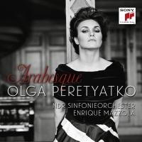 Olga Peretyatko to Release ARABESQUE, 2/18