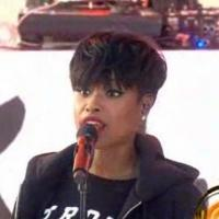 VIDEO: Jennifer Hudson Debuts New Song 'Dangerous'; Performs 'It's Your World'