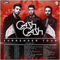 Cash Cash Drop New Music Video for Single 'Surrender'