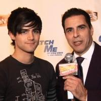 BWW TV: Max Ehrich, Jo Anne Worley, Bruce Vilanch and More On the Red Carpet of CATCH ME IF YOU CAN at Pantages