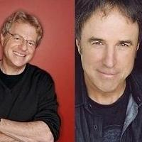 'RUNNING LATE' to Welcome Jerry Springer & Kevin Nealon, 2/11