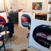 Castor Gallery Exhibits Work by Heath West and Elizabeth Winnel, Beginning Today