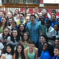 FORBIDDEN BROADWAY's Marcus Stevens Visits Upper Darby Summer Stage
