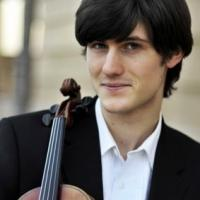Violinst Nigel Armstrong Plays Bach at Baroque Conversations, 4/11