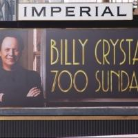 Up on the Marquee: 700 SUNDAYS