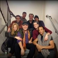 Photo Flash: Tommy Mottola Visits BEAUTIFUL: THE CAROLE KING MUSICAL