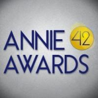 42nd Annual ANNIE AWARDS Announce 'Call For Entries'