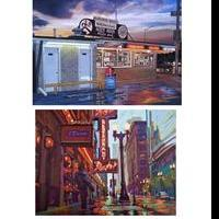 State Street Gallery at Robert Morris University Presents Oil Paintings by Bruce Cascia and Nick Paciorek Today