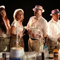 Broadway Theatre Studio Presents THE IMBIBLE: A SPIRITED HISTORY OF DRINKING