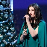 VIDEO: Idina Menzel Sings 'December Prayer' on THE VIEW