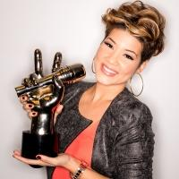 Tessanne Chin, Winner of THE VOICE, Plays Sony Centre Tonight