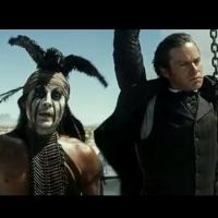 VIDEO: Armie Hammer, Johnny Depp and More in THE LONE RANGER Super Bowl Spot!