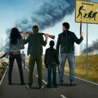 Photo Flash: First Poster & Cast Image for Amazon's ZOMBIELAND Pilot