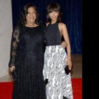 Kerry Washington Carries Jill Milan to White House Correspondents' Dinner
