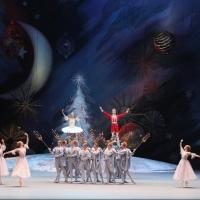 Bolshoi Ballet's NUTCRACKER to Screen at the Town Hall Theater, 12/21