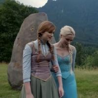 VIDEO - Watch FROZEN's Anna & Elsa in First 7 Minutes of ONCE UPON A TIME, Premiering This Sunday!