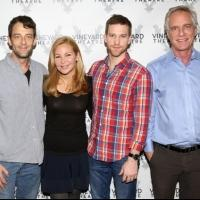 Photo Coverage:  Meet the Company of Vineyard Theatre's TOO MUCH SUN