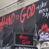 Up on the Marquee: HAND TO GOD