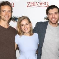 FREEZE FRAME: Meet the Cast of Broadway's DOCTOR ZHIVAGO!