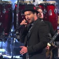 VIDEO: Justin Timberlake Performs 'Take Back the Night' Live on JIMMY KIMMEL