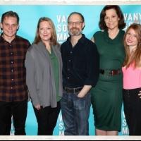 FREEZE FRAME: VANYA AND SONIA AND MASHA AND SPIKE's Sigourney Weaver, David Hyde Pierce and More Meet the Press