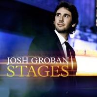 Josh Groban Announces 'STAGES' Tour; Shares Track List, First Music Video & Album Trailer
