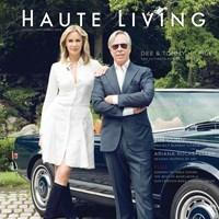 Haute Living New York's Fashion Issue Features Dee & Tommy Hilfiger