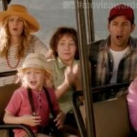 VIDEO: First Look - Adam Sandler, Drew Barrymore in New Clip from BLENDED