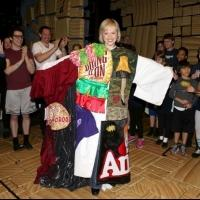 Photo Coverage: Inside the MATILDA Gypsy Robe Ceremony!