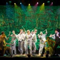 BWW Reviews: PETER & THE STARCATCHER National Tour at North Carolina Theatre