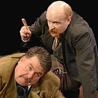 BWW Reviews: Farcical HOUNDS OF BASKERVILLES at Actors' Summit