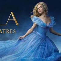 Disney's CINDERELLA is Number 1 at Weekend Box Office with $70M