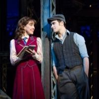 Photo Flash: First Look at Liana Hunt and Corey Cott & More in NEWSIES!