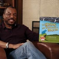 Levar Burton and Reading Rainbow Releases Children's Book