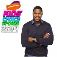 Michael Strahan Hosts Nickelodeon's KIDS' CHOICE SPORTS 2014 Today