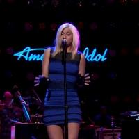 VIDEO: AMERICAN IDOL Contestant Wears '#The Dress' for Motown Performance