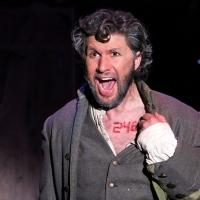 Photo Flash: First Look at Louis Hobson and More in Balagan Theatre's LES MISERABLES