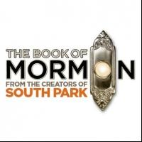 THE BOOK OF MORMON Presents Special Matinee for The Actors Fund Today
