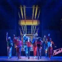 FLASHDANCE - THE MUSICAL Kicks Off Orpheum's 2013-14 Broadway Season Tonight