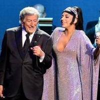 Lady Gaga & Tony Bennett In New CHEEK TO CHEEK: LIVE! Photos From Las Vegas