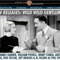 WILD WILD GENTLEMAN Among Warner Archive Collection New Releases