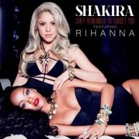 Starkillers Remix Shakira ft Rihanna 'Can't Remember To Forget You'