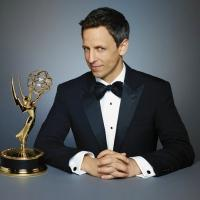 VIDEO: From SNL to 'Late Night': Seth Meyers is Ready to Host the PRIMETIME EMMY AWARDS!