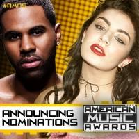 Jason Derulo & Charli XCX Announce 2014 AMERICAN MUSIC AWARDS Nominees on GMA Today